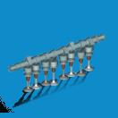 Распредвалы и клапана