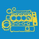 Наборы прокладок для ремонта двигателя